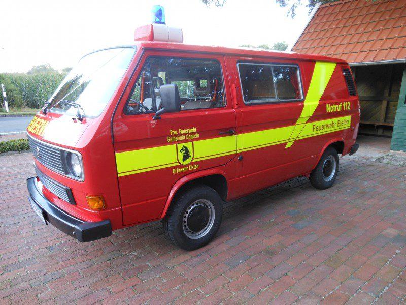 ABC-Erkunder der Freiwilligen Feuerwehr Cappeln