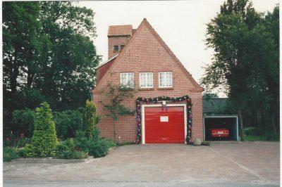Geraetehaus der FF Elsten 1949-2005