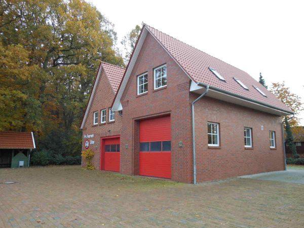 Geraetehaus der FF Elsten aktuell