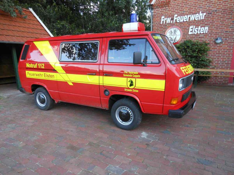 MTW der Freiwilligen Feuerwehr Elsten
