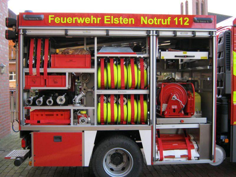 TSF-W der Freiwilligen Feuerwehr Elsten